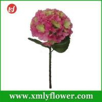China 2017 New Design Home Decorative Hydrangea Artificial Flower Making for Decorations on sale