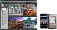 Buy cheap Network/Mobile Phone Video Monitoring Platform product