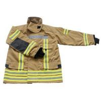 China Europe standard fire fighting suits TSC08-01U on sale