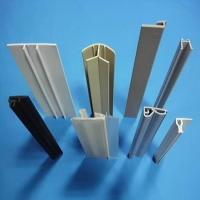 Quality customized plastic profiles for doors and windows for sale