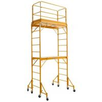 China 15' Steel Rolling Scaffold Tower on sale