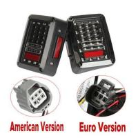 Buy cheap European & US version 2007~2015 wrangler LED taillight from wholesalers