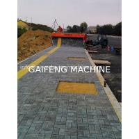Buy cheap GF-6 China 6m tiger stone automatic bricklayer from wholesalers
