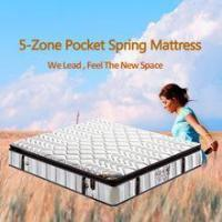 Buy cheap pocket spring high density foam mattressr 912-14 from wholesalers