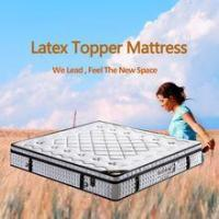 Buy cheap Made in China hotel use two side usage luxurious latex foam mattress 926-20 from wholesalers