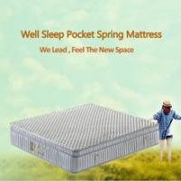 Buy cheap economic euro top foam bed spring mattress manufacturer in China A1039-22 from wholesalers