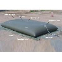Buy cheap Oil Bladder Tank , Spill Containment Berm for Pipeline Repair from wholesalers