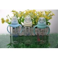 Buy cheap High boron silicon baby wide mouth bottle from wholesalers