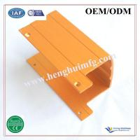 Buy cheap aluminum extrusions anodized product