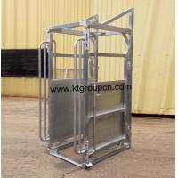 Buy cheap Livestock Equipment Oval Rail Personnel Access Panel product