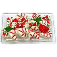 Quality Christmas Sweets on Clear Tray BDK1161 for sale