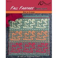 Quality KNITTING PATTERNS FALL FANFARE Dishcloth for sale