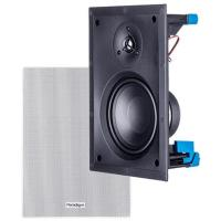 Buy cheap Audio Paradigm CS-150 v3 In-Wall Speakers in Paintable White (Pair) PARCS150 product