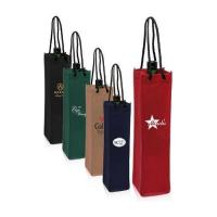 Buy Non-Woven Single Wine Bottle Bags at wholesale prices