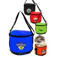 Buy LUN25 Round Polyester Promotional Cooler Bags at wholesale prices