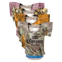 Quality Realtree Camo Jersey Shirt Can Coolers for sale