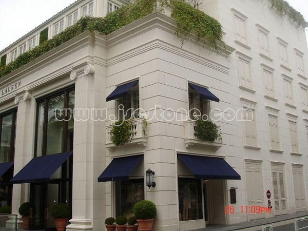 Buy Interior application RALPH LAUREN PROJECT WITH CREAM BELLO LIMESTONE Outdoor Projects at wholesale prices