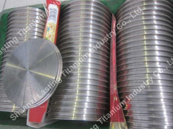 Buy Titanium Sputtering Target at wholesale prices
