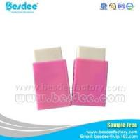 3D Office Eraser BSD-11107Eraser with Plastic Shell