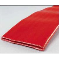 China C4515 Heat Resistant Colorful Red PVC Water Discharge Hose on sale