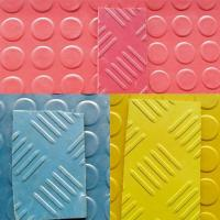 Diamond Rubber Sheet Roll Natural Rubber Roll Color Industrial Rubber Sheet