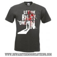Quality Let The Right One In Vampire Horror Movie T Shirt / Hoodie for sale