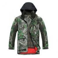 Hoody Waterfowl Hunting Clothing , Camo Hunting Jacket For Women