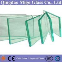 Buy cheap 2mm, 2.2mm, 3mm, 4mm, 5mm, 5.5mm, 6mm, 8mm, 10mm, 12mm, 15mm, 19mm, high quality clear float glass product