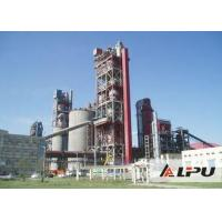 Buy cheap Rotary Kiln Dry Or Wet Type Cement Cement Plant Kiln With Rotating Speed 0.26-2.63 r/min product