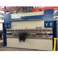 Buy cheap 100T/3200 electric-hydraulic bending machine from wholesalers