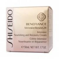 Quality Shiseido Benefiance WrinkleResist24 Intensive Nourishing and Recovery Cream for sale