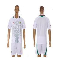 China Senegal Blank 2012/2013 White Home Soccer Country Jersey on sale