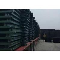 Quality Assembled Movable Modular Steel Bridges Structurally Simple with Steel Deck for sale