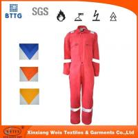 China Anti Static Flame Retardant Coverall on sale