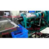 Buy cheap Rubber Extruder Machine Pin Barrel Cold Feed Rubber Extruder Profile Extruding Machine from wholesalers