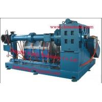 Buy cheap Rubber Extruder Machine cold feed rubber extruder Pin Barrel Cold Feed Rubber Extruder from wholesalers