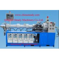 Buy cheap Rubber Extruder Machine Cold Feed Rubber Extruder from wholesalers