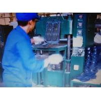 Buy cheap Rubber Shoe Sole Vulcanizing Press from wholesalers