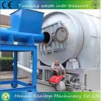 Buy cheap Pyrolysis Recycled Scrap Plastic to Fuel Oil Plant from wholesalers