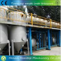 Buy cheap Waste Motor /engine Oil Refining to Diesel Equipment from wholesalers