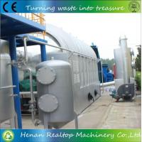 Buy cheap Tire Recycling to Fuel Oil Machine from wholesalers