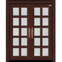 Buy cheap Solid wood composite door from wholesalers