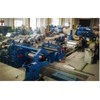 Buy cheap Slitting Line (0.3-3)x1600mm automatic high speed slitting line from wholesalers