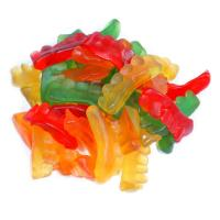 Buy cheap Gummy Assorted Colors Teeth from wholesalers