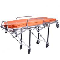 Buy cheap Ambulance Hospital Automatic Loading Stretcher Beds Dimensions from wholesalers