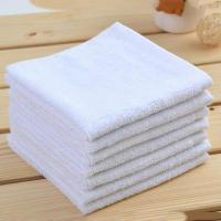 Quality Disposable Non-woven Airline Hotel Towel for sale