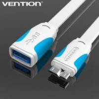 Quality Vention Micro USB 3.0 OTG Cable Adapter For Samsung Galaxy S5 Note 3 N9000 Nokia 2520 Tablet for sale
