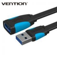 Quality Vention Flat High Speed USB 3.0 Extension Cable for sale