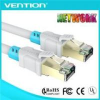 China 8pin RJ45 cat 6 White Network Cable rj45 cable 0.75m to 305m on sale
