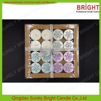 Quality SL- Tea-336 Tealight Candle gift set for sale